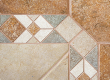 Moasica Tiles can be the perfect accent to any room. Let H&H Flooring Solutions help you select from our wide range of high quality options.
