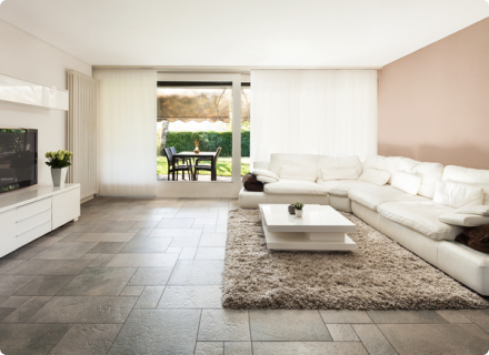 H&H Flooring Solutions provides expert installations and materials for tile flooring.